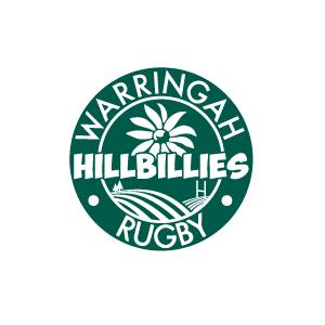 Hillbillies Rugby Club Branding