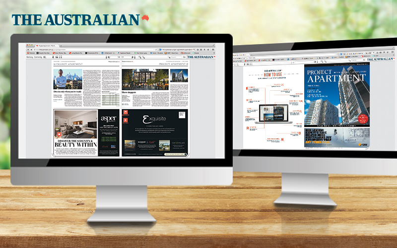 responsive digital publications sydney brisbane canberra