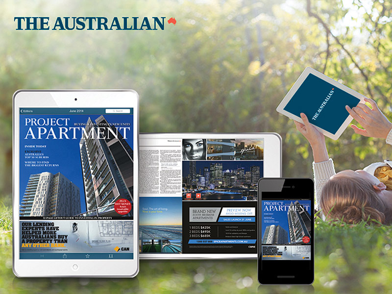 interactive digital publications sydney brisbane canberra