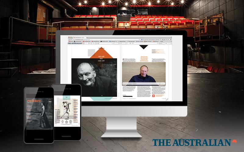 Interactive Digital Publications for tablet mobile devices Agency Brisbane Sydney Sunshine Coast