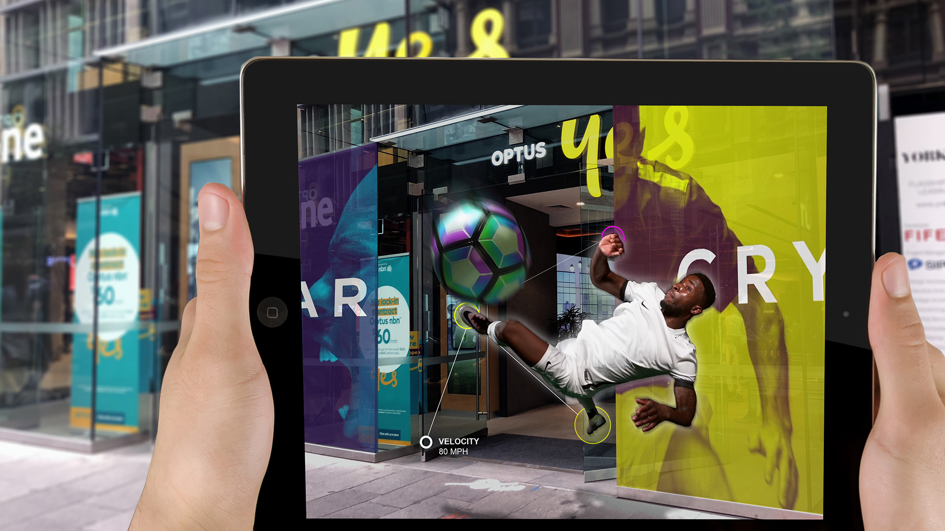branding digital strategy augmented reality in retail app